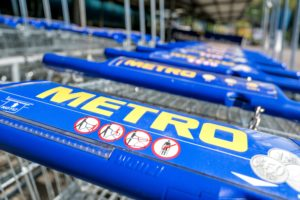 Metro, van stabiele reus tot overnameprooi