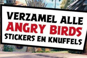 Deen laat klanten sparen voor Angry Birds