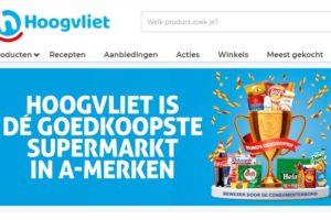 Hoogvliet bombardeert zich tot A-merkkampioen