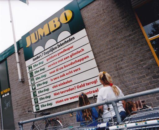 Terug naar de pilots: Jumbo, Rompertpassage Den Bosch