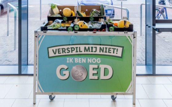 Lidl verkoopt producten op datum voor €0,25