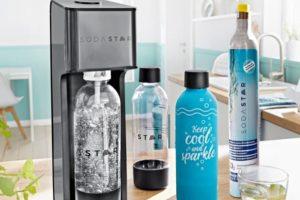 Aldi verkoopt SodaStream in aanbieding