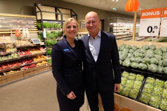 Nicole van Namen en Ferry Boender.