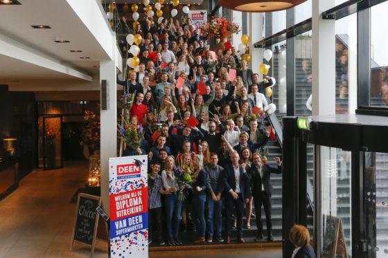 100 geslaagden voor Deen-opleiding