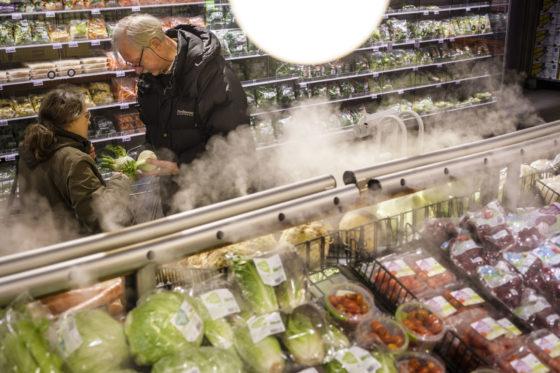 Dry mist AH: al 300 winkels