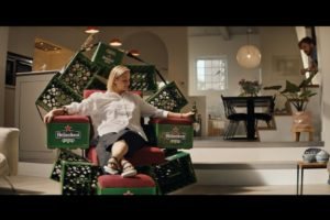 Heineken lanceert campagne met 'kratlot'