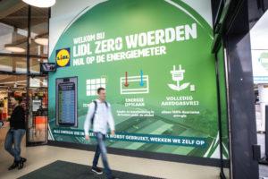 Lidl zet met duurzaamheid concurrentie op achterstand