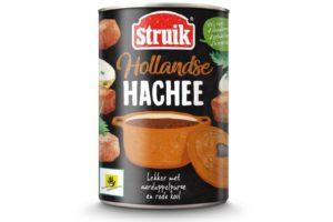 Struik hachee uit schap bij Jumbo en Poiesz