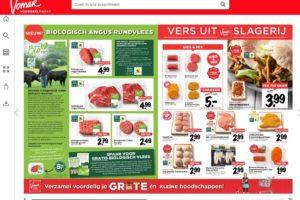 Vomar-klanten sparen voor 3-sterrenvlees
