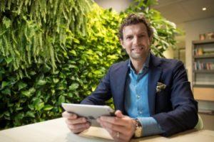 Gerhard van der Bijl nieuwe IT-directeur AH