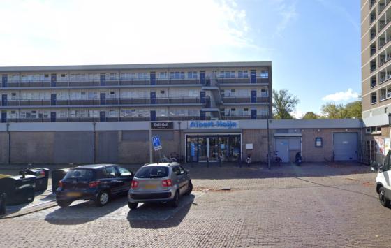 Geldloper AH De Stede Den Haag overvallen