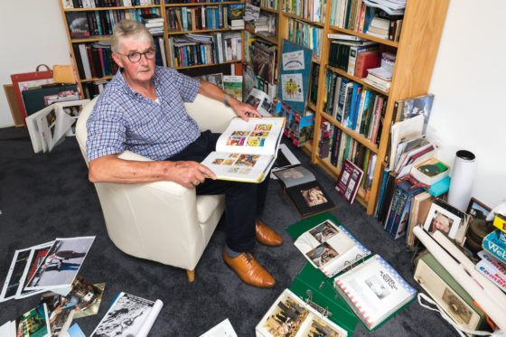 Andries Gies: de lessen van 55 jaar food