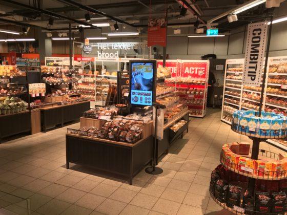 Fotorepo: Vernieuwde brood-afdeling Coop
