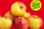Dirk deelt appel en recept uit op basisscholen