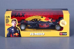 Jumbo laat extra Verstappen-auto's maken