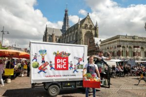 Picnic bezorgt vanaf november ook in Haarlem
