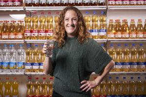Vrumona stimuleert consument om vaker te drinken
