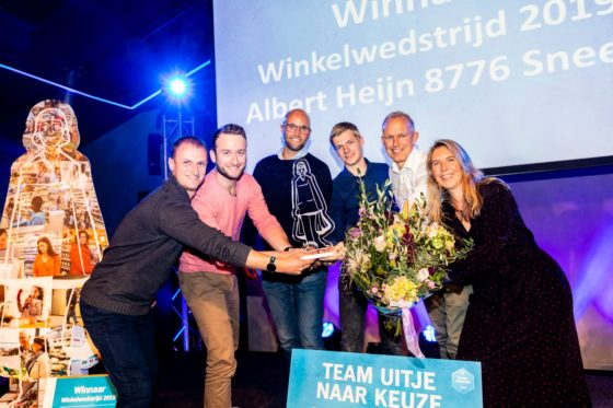 Beste Albert Heijn van 2019 staat in Sneek