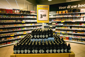 0.0-variant verovert bierschap