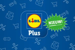Lidl Plus-app nu ook in Nederland