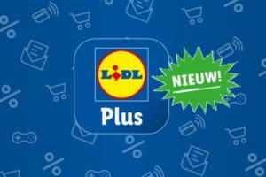 Lidl Plus-app nu ook in Nederland