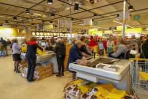 Vlaming massaal naar opening herkenbare Jumbo-supermarkt
