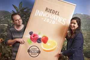 Riedel: 'Innoveren en activeren op basis van de juiste trends'