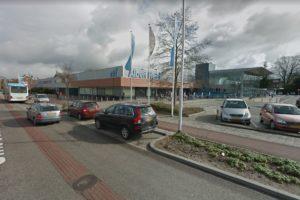AH XL Nijmegen dicht geweest door brand