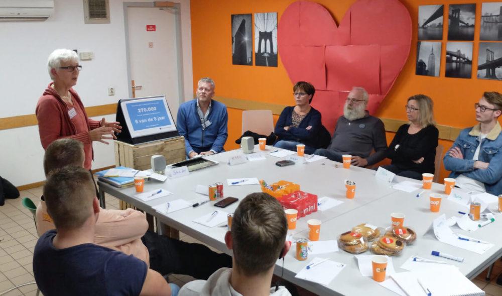 Samen Dementievriendelijk geeft Coop training in omgang met dementie