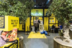 Beemster-pop-up in Foodmarkt: '850 proevers'