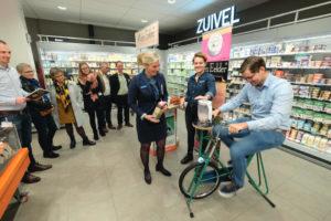DvdS: lokaal ondernemerschap en bezoeken aan AH Boender en Plus Smits