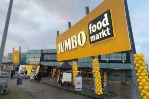 Foto/video: Jumbo Foodmarkt Goes open
