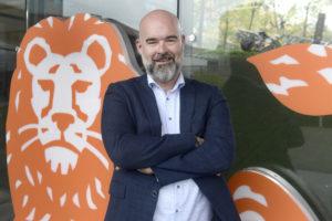 Directeur betalen Roel Popping van ING: 'We zijn als bank enorm voorzichtig met privacy klant'