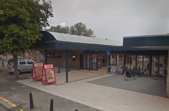 Gewapende overval bij Coop Nijmegen