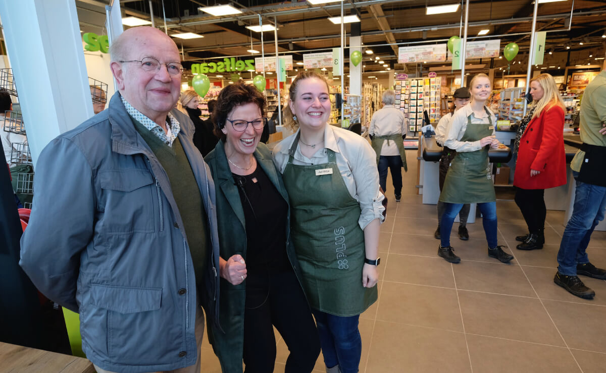 Splinternieuwe Plus Briljant opent in Weerselo - Distrifood.nl