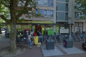 Overval in Plus Delft door gemaskerde mannen