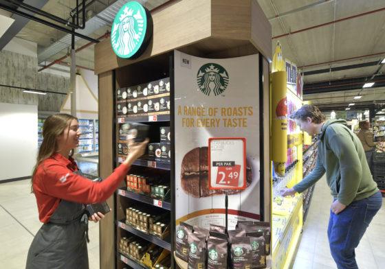 Starbucks-deal levert Nestlé kwart miljard op