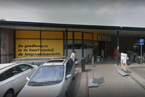 Jumbo jaagt muizen uit winkel in Eindhoven