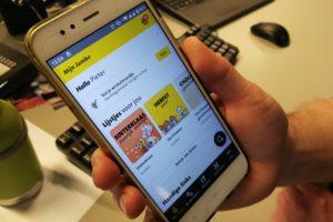 Jumbo-klant klaagt over storingen Jumbo-app