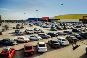 Is het gebruik van parkeerplaatsen huur?