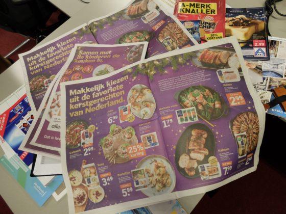 Ah Nl Kerst.Albert Heijn Pakt Uit Met Dubbele Kerst Spreads In De