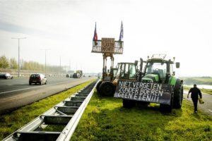 CBL stelt boeren aansprakelijk voor blokkades