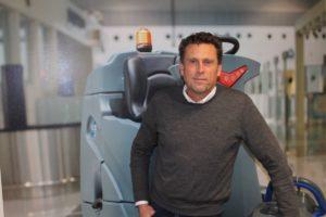 Schoonmaakmachines met komst robots begin van grote veranderingen