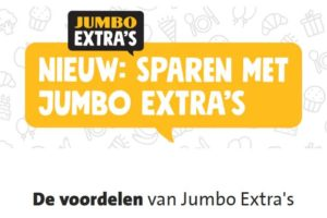 Jumbo rolt loyalty-app Extra's uit
