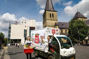 Picnic van start in Heerlen