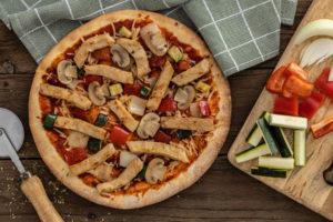 Jumbo lanceert vegan diepvriespizza
